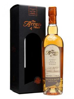 A bottle of Arran 1998 / Bourbon Cask #659 Island Single Malt Scotch Whisky