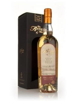 A bottle of Arran Sherry Cask Finish (2009 Release)
