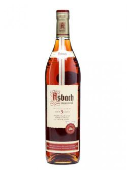 Asbach Original 3 Year Old Brandy