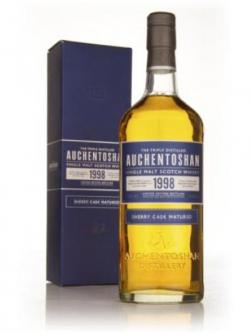 A bottle of Auchentoshan 12 year 1998 Fino Sherry Cask