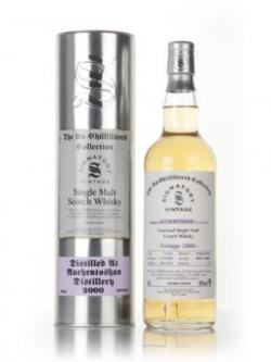 Auchentoshan 16 Year Old 2000 (cask 800023& 800024) - Un-Chillfiltered Collection (Signatory)