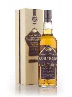 Auchentoshan 18 Year Old Oloroso Sherry