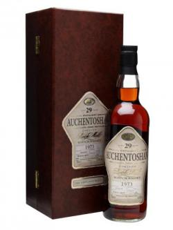 Auchentoshan 1973 / 29 Year Old Lowland Single Malt Scotch Whisky