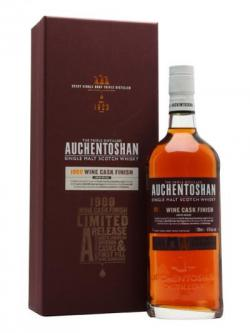 Auchentoshan 1988 / 25 Year Old / Wine Cask Finish Lowland Whisky