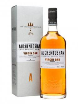 Auchentoshan Virgin Oak Lowland Single Malt Scotch Whisky