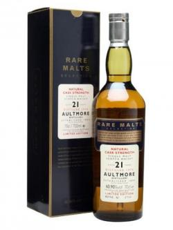 Aultmore 1974 / 21 Year Old / Rare Malts Speyside Whisky