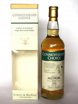 A bottle of Aultmore 1995