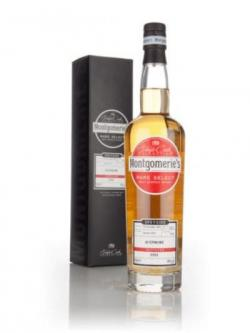 Aultmore 23 Year Old 1991 (cask 7410) - Rare Select (Montgomerie's)