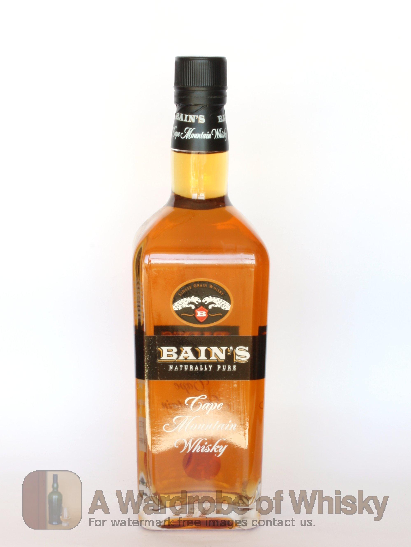 Buy bain 39 s cape mountain whisky grain whisky james for Bain s whisky