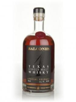 Balcones Texas Single Malt  52.9%