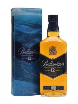 Ballantine's 12 Year Old / Gift Tin Blended Scotch Whisky