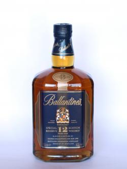 Ballantine's 12 year old Special Reserve Gold Seal Front side
