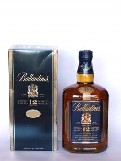 Ballantine's 12 year old Special Reserve Gold Seal