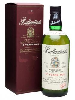Ballantine's 17 Year Old / Bot.1980s Blended Scotch Whisky