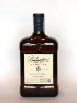Ballantine's Original Character Front side