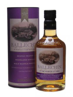 Ballechin 5th Release / Marsala Matured Highland Whisky