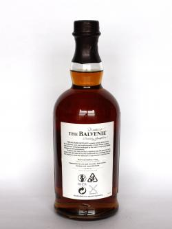 Balvenie 30 year Back side