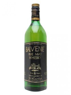 Balvenie 8 Year Old / Bot. 1970's Speyside Single Malt Scotch Whisky