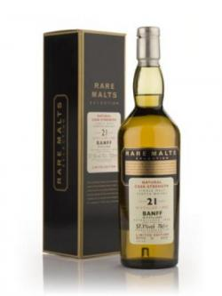 Banff 21 year 1982 Rare Malts