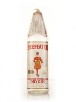 Buy Beefeater London Dry Gin 1970s Gin Beefeater Whisky