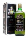 A bottle of Bell's 12 Year Old / Bot.1970s Blended Scotch Whisky
