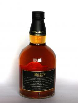 Bell's 12 year Special Reserve Back side