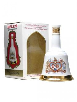 Bell's Charles & Diana (1981) Blended Scotch Whisky