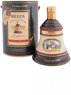 Bell's Christmas 1990 Blended Scotch Whisky