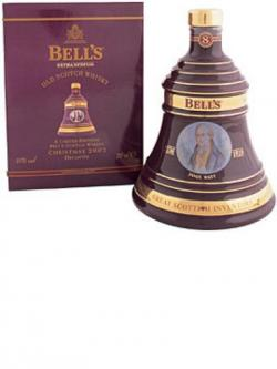 Bell's Christmas 2002 / 8 Year Old Blended Scotch Whisky