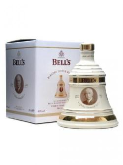 Bell's Christmas Decanter 2010 / Arthur Kinmond Bell Blended Whisky