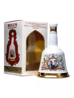 Bell's Prince Andrew & Miss Ferguson (1986) Blended Scotch Whisky