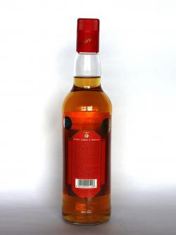 Benfica Blended Scotch Back side