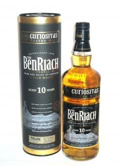 Benriach 10 year Curiositas