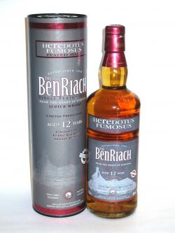 Benriach 12 year Heredotus Fumosus