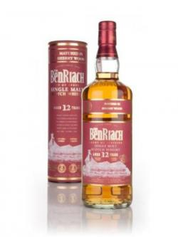 BenRiach 12 Year Old - Sherry Wood