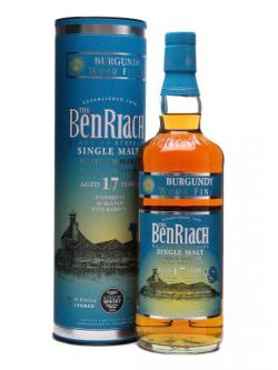 Benriach 17 Year Old Burgundy Wood Finish Speyside Whisky