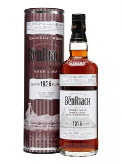 Benriach 1976 / 34 Year Old / Cask #6942 Speyside Whisky