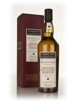 Benrinnes 1996 - Managers Choice
