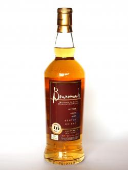 Benromach 10 year Front side