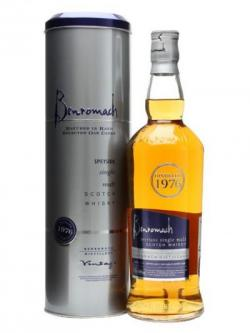 Benromach 1976 / Bot.2012 Speyside Single Malt Scotch Whisky