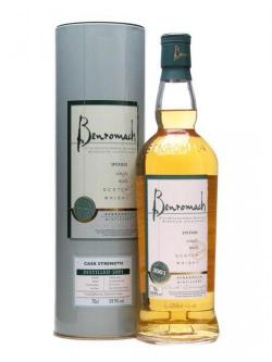 Benromach 2001 / 9 Year Old / Cask Strength Speyside Whisky