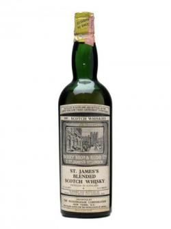 Berry Bros& Rudd St. James's Blended Scotch / Bot.1930s Blended Whisky