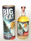 A bottle of Big Peat Blended Malt / Christmas Edition 2012 Blended Whisky
