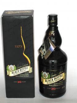 Buy Black Bottle 10 Years Blended Whisky Burn Stewart