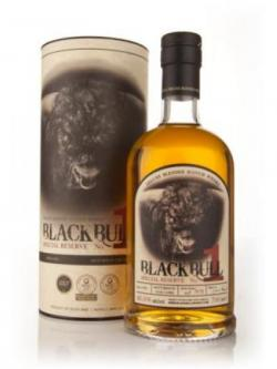 A bottle of Black Bull Special Reserve Number 1