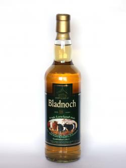 Bladnoch 18 year Front side