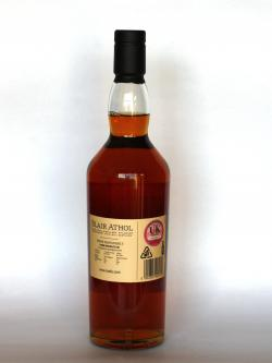Blair Athol 12 year Back side