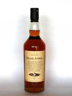 Blair Athol 12 year Front side