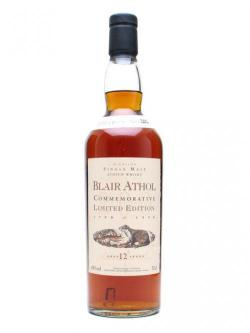 Blair Athol 12 Year Old / Bicentenary Highland Whisky