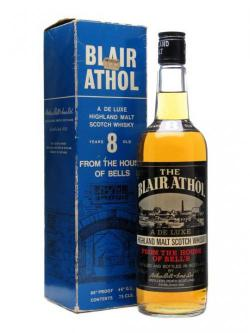 Blair Athol 8 Year Old / Bot.1980s Highland Single Malt Scotch Whisky